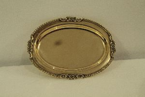 Brass Trays And Bowls
