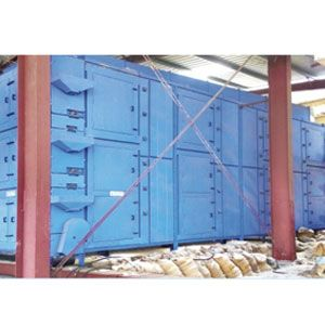 Maize Drying Plant