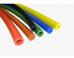 Colored Rubber Tubes