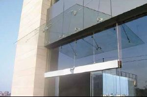 Glass Canopy Fittings