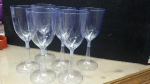 Plastic Disposable Wine Glasses
