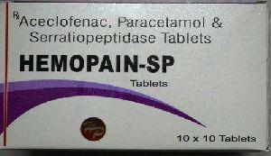 Hemopain-SP Tablets