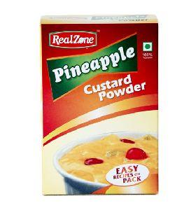 Pineapple Custard Powder