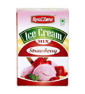 Strawberry Ice Cream Mix