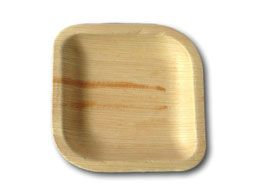 Areca Leaf Square Plates