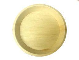 Areca Leaf Standard Round Plates