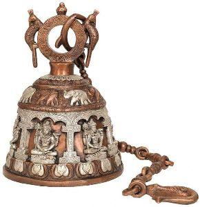 Brass Shiva Bells