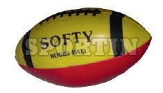 Soft Rugby Balls