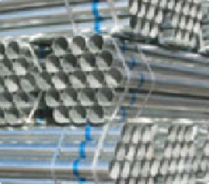 ERW Hot dipped Galvanized Pipes