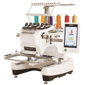 10 needle embroidery machine