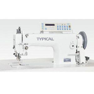 Typical Lockstitch Sewing Machine