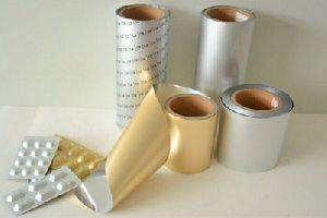 Aluminium foil for Blister Pack