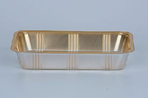 Thermoformed Plastic Trays