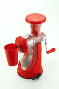 Fruit Juicer Red