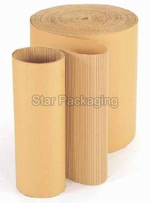 Brown Corrugated Paper Rolls