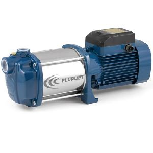 Self-priming Multi-stage Pumps