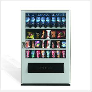 Automatic Spiral Vending Machine