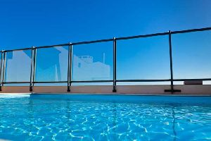 Safety Pool Glass/mesh Fence