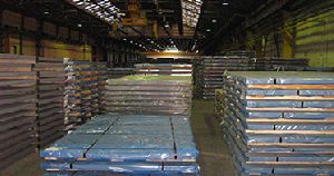 High Tensile Steel Quend plate