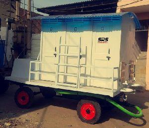 Srs Bio Mobile Toilet