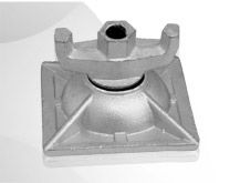 Anchor Plate With Nut