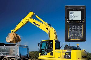 Weighing System For Excavators