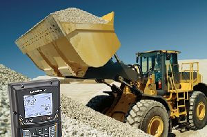 Weighing System For Wheel Loaders