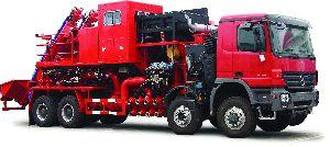 Blending Truck