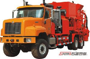 Cementing Truck