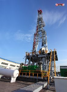 Electrical Land Drilling Rig