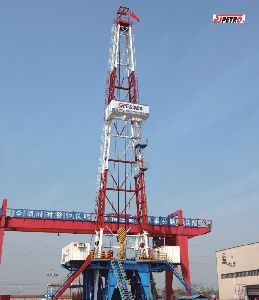 Mechanical Land Drilling Rig