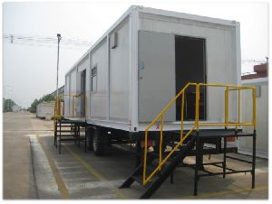 Trailer Mounted Camps