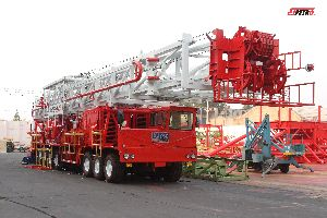 Truck Mounted Land Drilling Rig