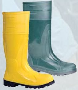 SAFETY BOOT PVC