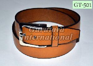 GT-501 Leather Belt