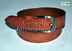 GT-503 Leather Belt
