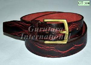 Gt-504 Leather Belt