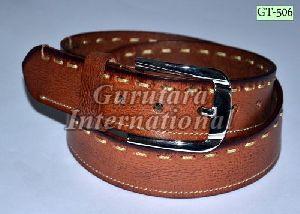 GT-506 Leather Belt