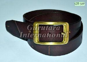 Gt-507 Leather Belt