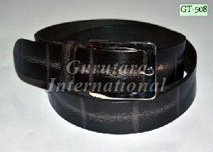 GT-508 Leather Belt