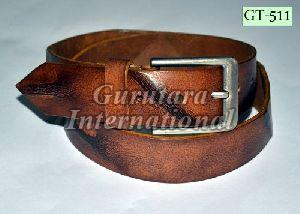 Gt-511 Leather Belt