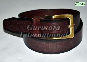 Gt-515 Leather Belt