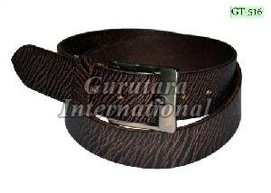 Gt-516 Leather Belt