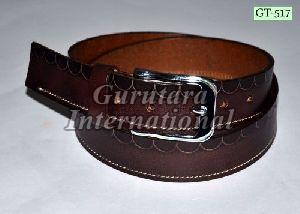 Gt-517 Leather Belt