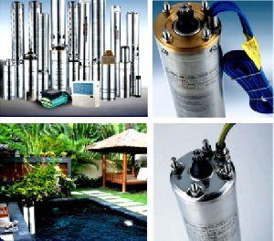Dc Submersible Pumps