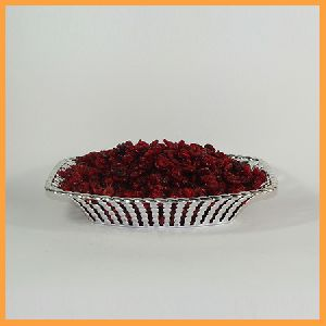 Cranberries Sliced