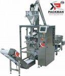 Cashew Pouch Packing Machine