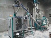 Flour Pouch Packing Machine