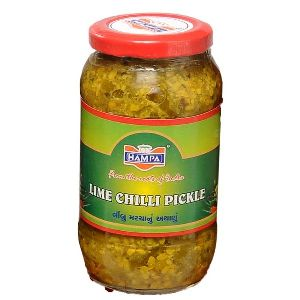 Lime Chilly Pickle