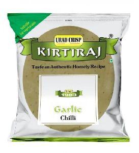 Garlic Chilli Papad